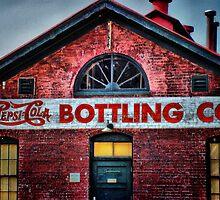 Pepsi-Cola Bottling Co. - Danville, VA - HDR by Sanguine