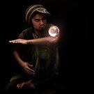 The Magic Ball by Jeff Davies