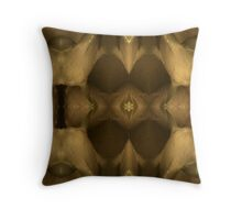 Temple of Hooves Throw Pillow