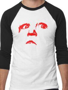 an evil child Men's Baseball ¾ T-Shirt