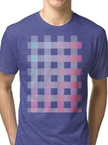 Cross-stitch Tri-blend T-Shirt