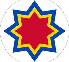 Roundel of the Moldovan Air Force  by abbeyz71