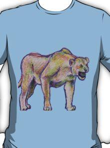 Rainbow Lioness T-Shirt