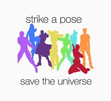 JJBA- Strike a Pose, Save the UNIVERSE!!! Unisex T-Shirt