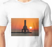 Best seat in the house Unisex T-Shirt