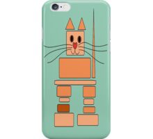Inukshuk Cat iPhone Case/Skin