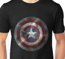 Worn Steve & Bucky Shield Unisex T-Shirt