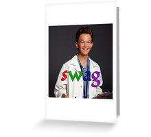 Doogie Howser Greeting Card