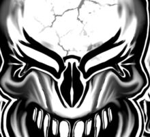Laughing Skulls Sticker