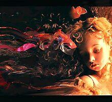 silence of Juliette dreams by Igor Vaganov