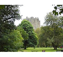 A Walk to Blarney Photographic Print