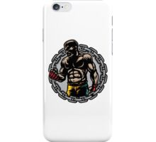 Boxer Chains iPhone Case/Skin
