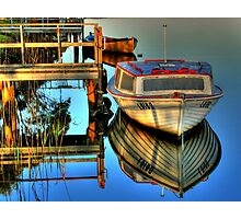 Still Waters Marlo Vic. Photographic Print