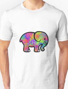 Trippy Elephant Unisex T-Shirt