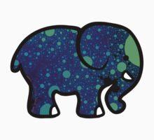 Trippy Elephant by Jason Levin