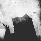 Spooky house in Dublin! by Tomasz-Olejnik