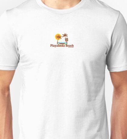 Playalinda Beach. Unisex T-Shirt
