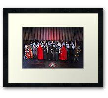 Winter Memorabilia - UK Garrison & Rebel Legion - Sunday Framed Print