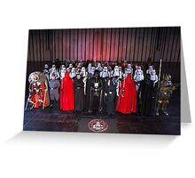 Winter Memorabilia - UK Garrison & Rebel Legion - Sunday Greeting Card