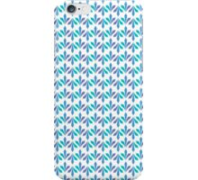 Vitality - Teal, Blue, and Violet iPhone Case/Skin