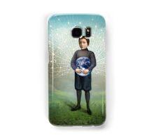 Small Hero Samsung Galaxy Case/Skin