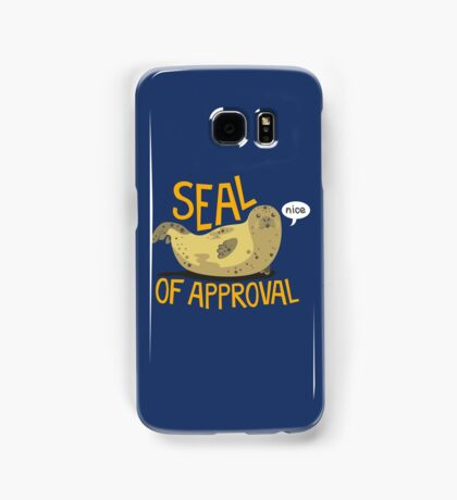 Seal of Approval Samsung Galaxy Case/Skin