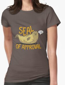 Seal of Approval Womens Fitted T-Shirt