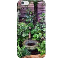 Zen Garden Duvet iPhone Case/Skin