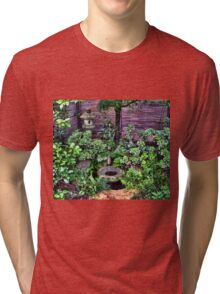 Zen Garden Duvet Tri-blend T-Shirt