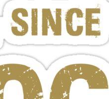 Fabulous Since 1965 Sticker