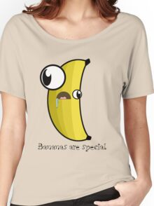 Bananas are Special Women's Relaxed Fit T-Shirt