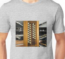 Keyboard and Woodwind Music Collage Unisex T-Shirt
