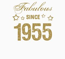 Fabulous Since 1955 Womens Fitted T-Shirt