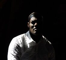 black male by fuxart