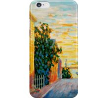 Newport Sunset iPhone Case/Skin