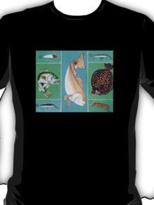 Great Fish Trio T-Shirt