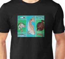 Great Fish Trio Unisex T-Shirt