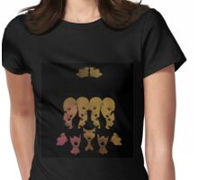 Personality Womens Fitted T-Shirt