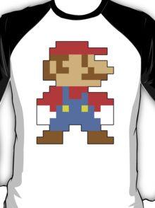 Super Mario 3D World Mario Sprite T-Shirt