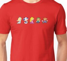 Super Mario 2D World Unisex T-Shirt