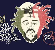 Long Live Steelo Graffiti by lamathojo