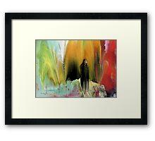 Widow In The Wilderness Framed Print