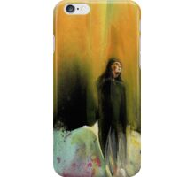 Widow In The Wilderness iPhone Case/Skin