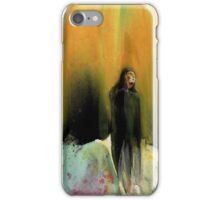 Widow In The Wilderness iPhone Case/Skin