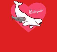 Love Belugas - Mother & Calf Unisex T-Shirt