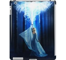 Once upon a... Frozen iPad Case/Skin