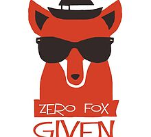 Zero Fox Given by spacemonkey89