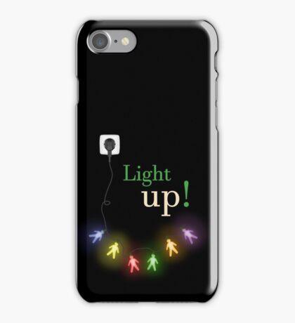 Glowing in the dark iPhone Case/Skin