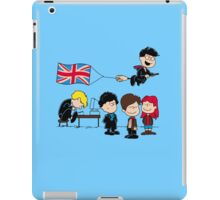 Brit Peanuts iPad Case/Skin