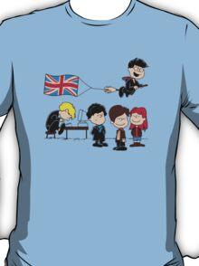 Brit Peanuts T-Shirt